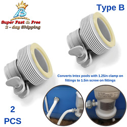Intex Large Pool Plunger Valve Assembly Works With Intex 1500 2500 4000 Gallon