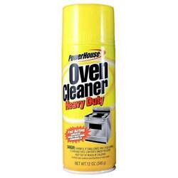 New Power House Heavy Duty Oven Cleaner- 12oz Pack Of 3