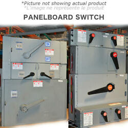 Panel Switch 800a 600v 3ph Montel Used