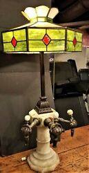 Fabulous Soda Fountain Draft Stand Onyx Excellent Condition 19th Century