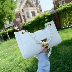 2020 NewFashion Mini Shoulder bag Pearl Design Leather Crossbody Bags For Women $24.39