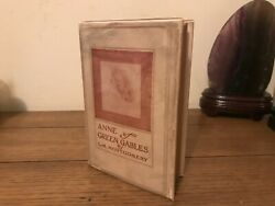 Anne Of Green Gables L M Montgomery 1914 1st/38th With Original Dustjacket