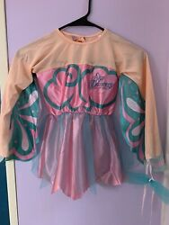Authentic Sky Dancers Collectible Vintage Halloween Dress Up Play Costume Rare
