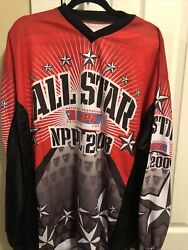 Chad Busiere All Star Jersey Pro Dynasty Eclipse Dye Infamous Impact Rage Trauma