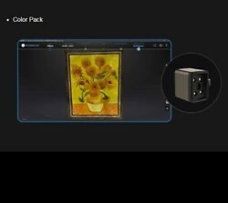 Color Pack Hd - For Shining 3d Einscan Pro Hd Handheld 3d Scanner