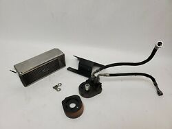 Used Ultracool Oil Cooling System Parts For Harley Davidson Motorcycle