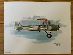 Boeing Model 40b-4 1929-1932 United Airlines Collector Print Nixon Galloway