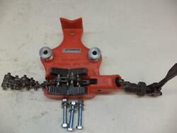 New Rothenberger 7.0715 Top Screw Chain Vise 1/4-6 R28