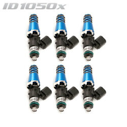Id1050-xds Injectors Set Of 6 For Toyota Supra 2jz-gte/nissan 300zx Z32