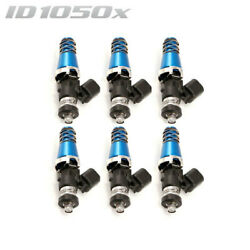 Id1050-xds Injectors Set Of 6 For Skyline R32/r33/r34/toyota Supra 2jz-ge/7m-gte