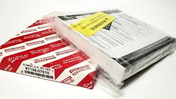Genuine Toyota Cabin Charcoal Air Filter 87139-07010 87139-58010 87139-yzz38 Oem