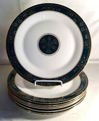 8 Royal Doulton Carlyle 10 3/4 Dinner Plates