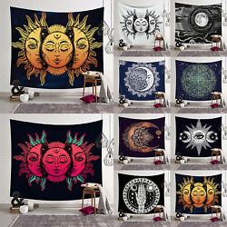 Mandala Bohemian Tapestry Apollo Wall Hanging Blanket Room Home Decor Bedspread
