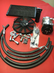 Bmw 2002 And Tii Air Conditioning Under Hood Kit For Original And New Ac Systems