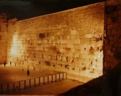 Theodore Cohen Great Wall At Night Photo