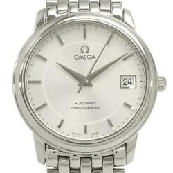 Omega Prestage Automatic 4500.31 Date Menand039s Watch Wl11643