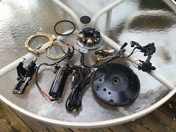 Omc 9.9/15 H.p. 2 Stroke Preowned Electric Starting Parts.