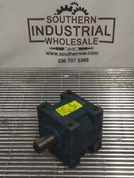 Rotec Rn65217 216,730in-lbs Max 1000psi 2 Keyed Shaft Spline Rotary Actuator