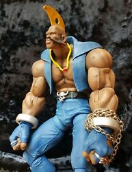 One Off Sota Street Fighter Birdie Factory 2up Pre Production Sample 12 Inches