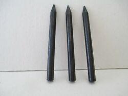3 - Punches For M-1 Garand Rear Sight Pinion Staking
