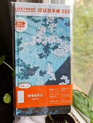 2021 Hobonichi Techo Planner Weeks Spring Day Jetstream Included $38.00