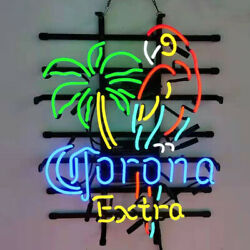 Corona Extra Neon Signs Gift Beer Bar Pub Store Party Home Room Wall Decor 19x15