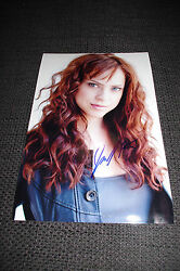 Fiona Dourif Signed Autograph Sexy 8x12 Photo Inperson 2015 In Germany Look