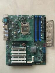 1pc Used Ms-98a9, Q77 1155 I3/i5/i7 Cpu, Atx Industrial Motherboard With Isa