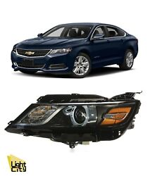 2015-2020 Impala Driver Side [full Hid] Headlight Assy With Bulb And Ballast Lh