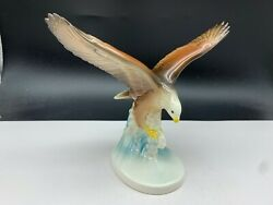 Goebel Figurine 38 294 17 Eagle 6 11/16in 1 Choice. Top Condition