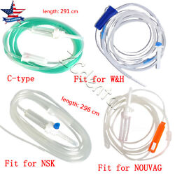 Universal Dental Implant Irrigation Tubes Pipes Fit For Nouvag/nsk/wh Handpiece