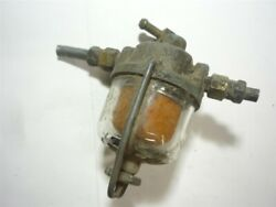 Late 50s, 60s Cadillac Fuel Filter Assembly