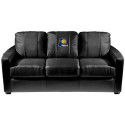 Indiana Pacers Nba Silver Sofa