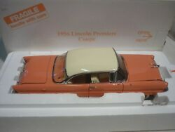 A Danbury Mint Of A Scale Model Of A 1956 Lincoln Premiere 2 Door Coupe Boxed