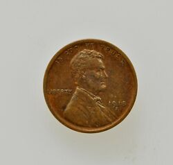 1918-s United States Lincoln Wheat Cent Penny San Francisco Mint High Grade