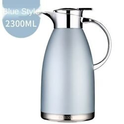 European Thermos Pot Hot Water Bottle 304 Stainless Steel Household Hydro Flask