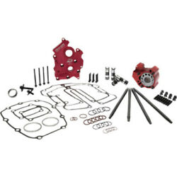 Feuling 472 Race Series Cam Plate Chest Water Cooled Kit Harley Touring Softail