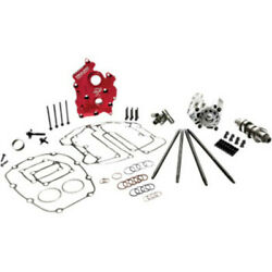 Feuling 472 Hp+ Series Cam Plate Chest Oil Cooled Kit Harley Touring Softail M8