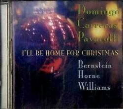 Vienna Symphony Orch - Iand039ll Be Home For Christmas [new Cd]