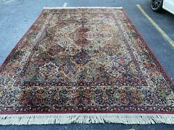 Authentic_room Size Karastan Rug 8.8x12 Pattern 717 Free Shipping_many Size's