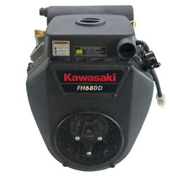 23hp Kawasaki Engine 1-1/8dx3-15/6l Oil Filter And Cooler Fh6_ Fh680d-s01-s-demo
