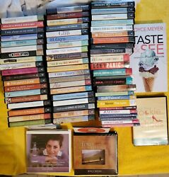 Huge Lot Of 67 Joyce Meyer Teaching Cd's Excellent Condition