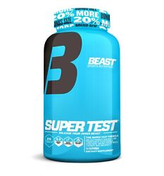 Beast Super Test 216 Most Powerful Testosterone Libido Booster Best By 10/21