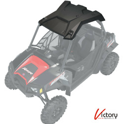 New Polaris Lock And Ride Sport Roof   2878748   One Piece - Black   For Rzr