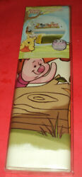 Disney Winnie the Pooh Peel amp; Stick Wall Decals Made in USA New