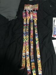 Very Rare Japanese Store Display Bomberman Video Game Candy Gum Strips