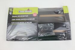 Char-broil Universal Gas Grill Heat Plate 15 - 28.5 Length 8.38 Width