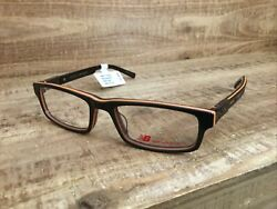 New Balance NBK 11548 1 Brown 48 16 130 B5 Kids Glasses $24.99