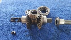 1994 Yamaha Outboard Vx250hp Counter Rotation Propshaft And Gears Assembly