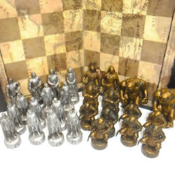 U Pick Silver Bronze Army Lord Of The Rings Fellowship Chess Replacement Piece